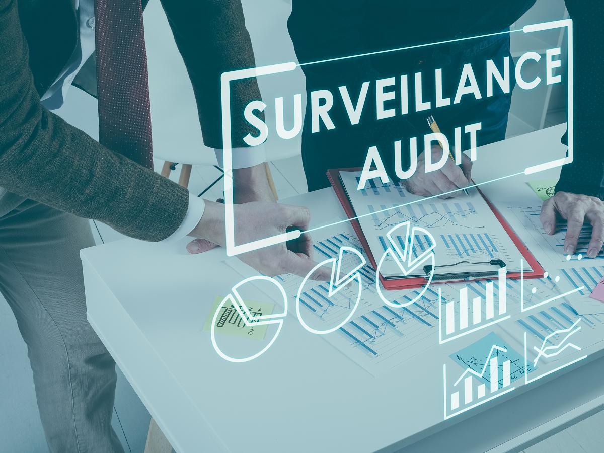 Verifications and surveillance assessment